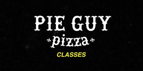 Pie Guy Pizza Class tickets