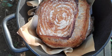 Sourdough + Cider Experience @ West Ave (August 18) tickets