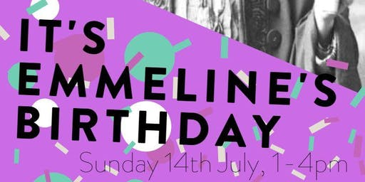 It's Emmeline's Birthday!