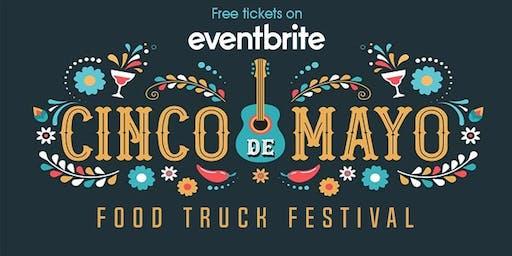 Cinco de Mayo Food Truck Festival