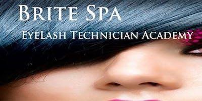 1-Day Intro Eyelash Extension Certification ($250 DEPOSIT)