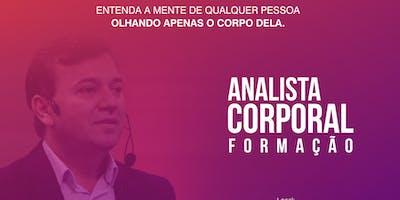 FORMAÇÃO ANALISTA CORPORAL