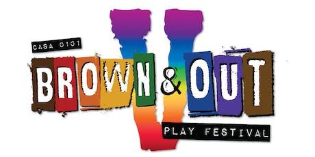 BROWN & OUT FEST V - Trans* & Non-Binary Actors Talkback & Art Fair tickets