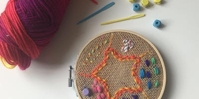 Creative Embroidery/KIDS