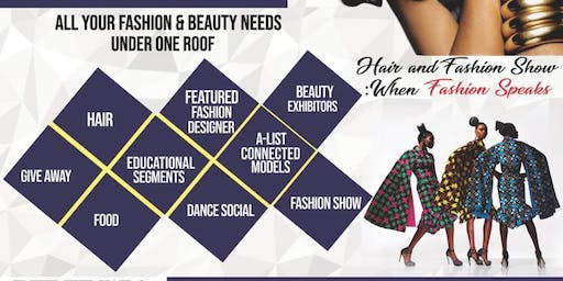 2nd Annual Hair and Fashion Expo