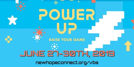 Power Up Kids Camp tickets