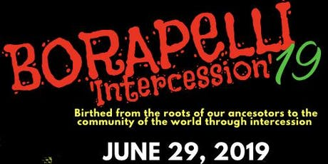 Borapelli '19 Intercession Conference tickets