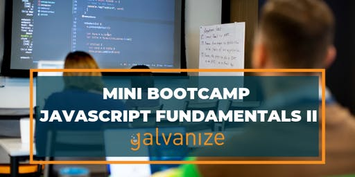 CANCELLED: Learn to Code: Mini Bootcamp II