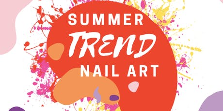 Nail Art Trends with BritneyTOKYO and Nails by YOKO tickets