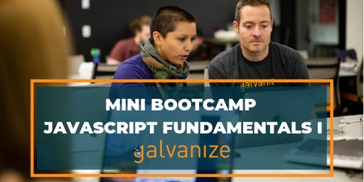 CANCELLED: Learn to Code: Mini Bootcamp I
