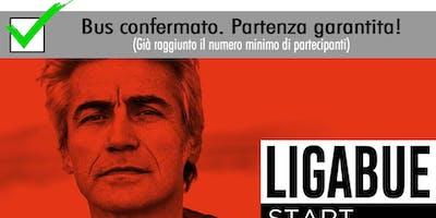 Eventi in Bus - LIGABUE - Bari Stadio San Nicola