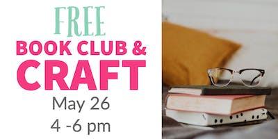 Free Book Club & Crafts