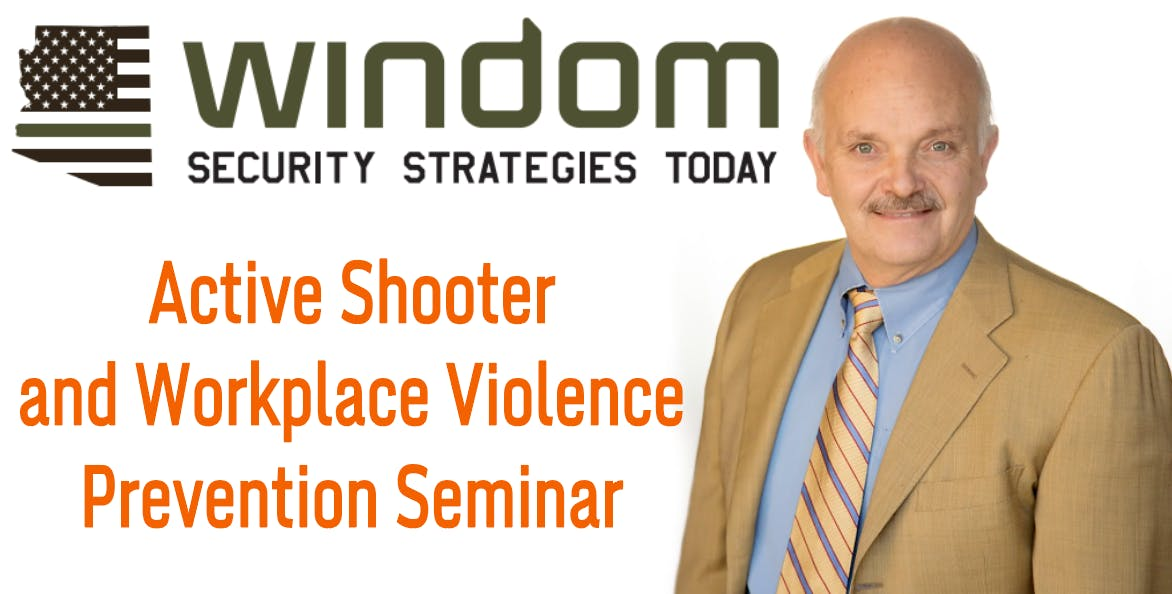 Active Shooter and Workplace Violence Prevention Seminar