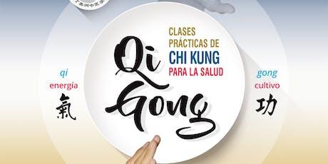 Qi Gong para la Salud entradas