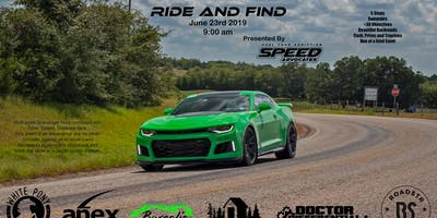 What is Ride and Find