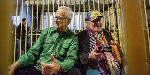 Dreamweapons: A Musical Afterlife of Tony Conrad with Charlemagne Palestine