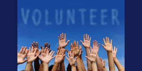 Volunteer - Kulolo Workshop tickets