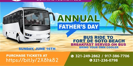 Annual Father's Day Bus Ride
