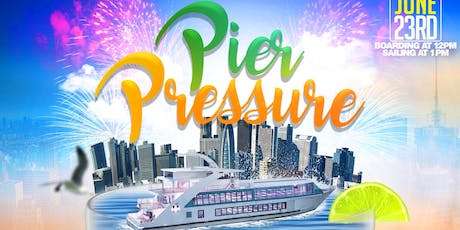 Pier Pressure Brunch Cruise: A Pastel Affair tickets