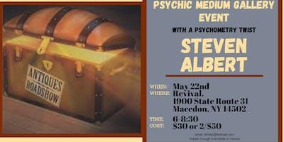 Steven Albert: Psychic Medium Gallery Event-5/22