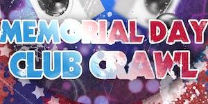 Memorial Day Weekend Hollywood Club Crawl - Saturday,...