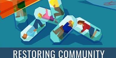 Restoring Community