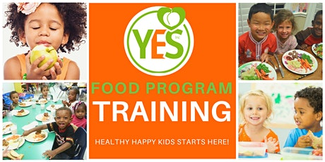 YES! Food Program Monthly Training/Orientation tickets