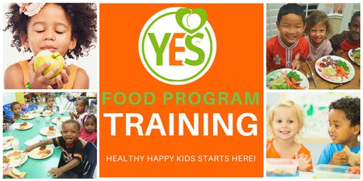 YES! Food Program Monthly Training/Orientation