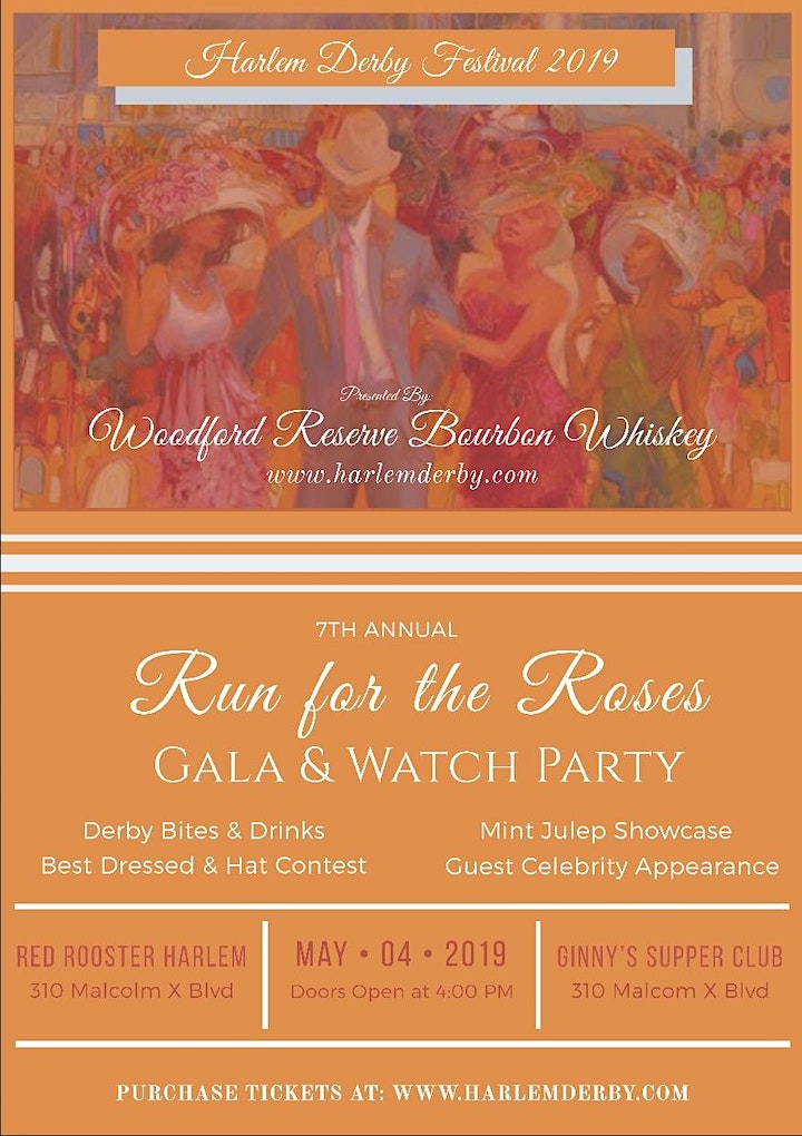 7th Annual Run for the Roses Gala  and Kentucky Derby Watch Party image
