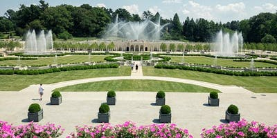 J.E.E.P. Goes to Longwood Gardens