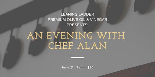 An Evening With Chef Alan