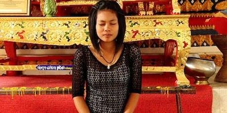 June 2019 Hanmi Buddhist Healing Meditation Series tickets