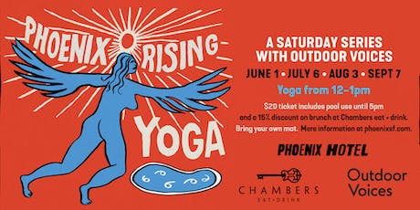 Phoenix Rising Yoga tickets