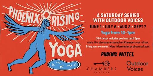 Phoenix Rising Yoga