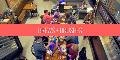Brews And Brushes