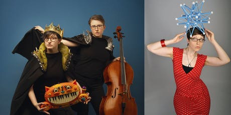 The Doubleclicks and Helen Arney - evening shows tickets
