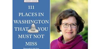 Andrea Seiger Book Talk at RIS