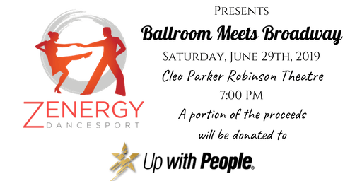 Ballroom Meets Broadway