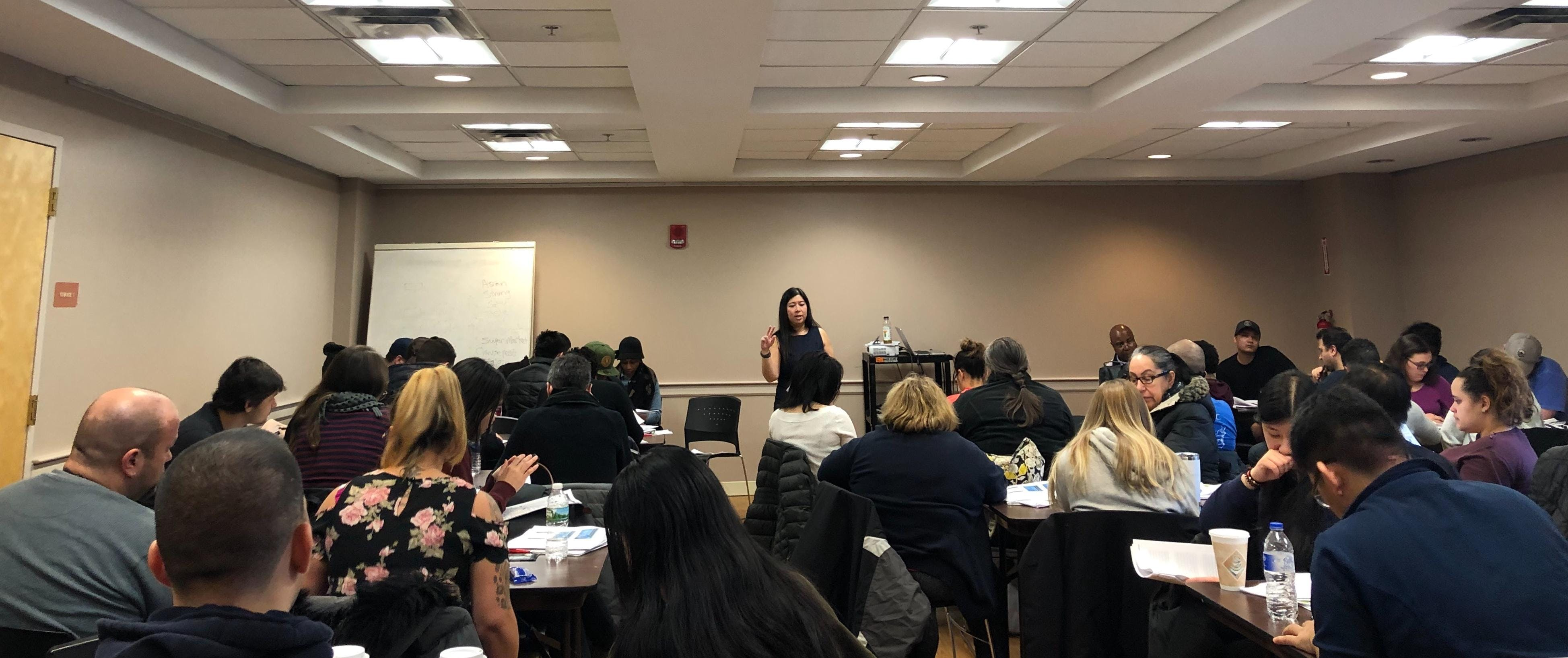 First-time Home Buyer Workshop - Chinese