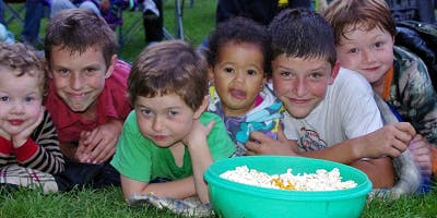 Movies in the Park at Howarth Park
