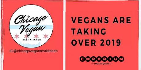 Chicago Vegan Test Kitchen  tickets