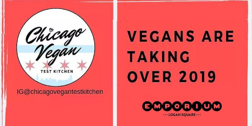 Chicago Vegan Test Kitchen Tickets Multiple Dates Eventbrite
