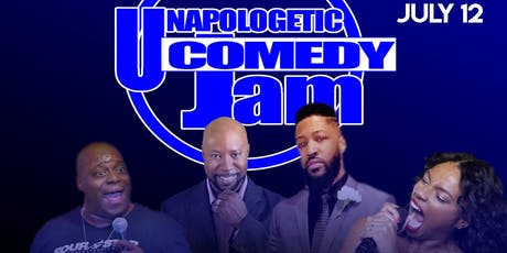 Unapologetic Comedy Jam I Howie Bell I Kenny Williams I Kelly Kelz Live tickets