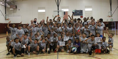 Keonta Vernon Youth Basketball Camp (Ages 8-14)