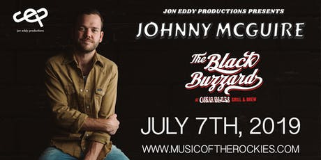 Johnny McGuire tickets