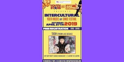 Hip-Hop Dance Workshop by Tash from Las Vegas