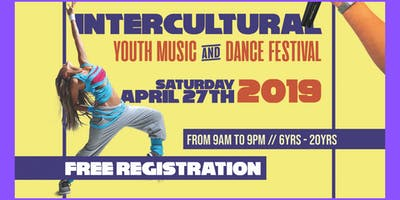 Intercultural Youth Music and Dance Festival - Free Registration