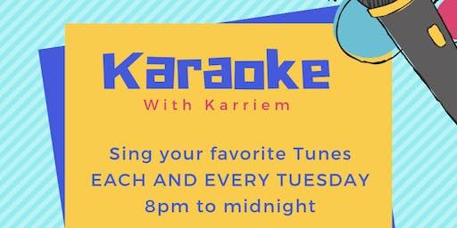Karaoke &  Henny Tuesdays