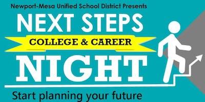 Newport-Mesa USD College & Career Night 2019