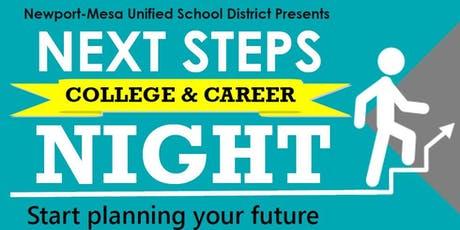 Newport-Mesa USD College & Career Night 2019 tickets